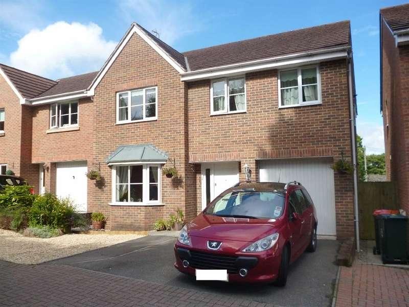 4 Bedrooms Detached House for sale in Wentloog Rise, Castleton, Cardiff
