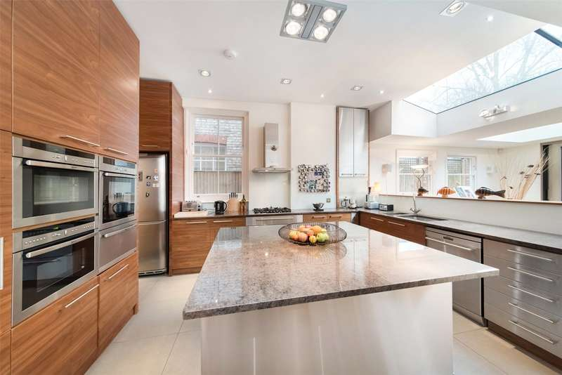 5 Bedrooms House for sale in Blenheim Road, London, W4