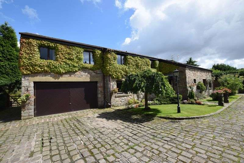 5 Bedrooms Detached House for sale in Mill Barn House, Horrobin Lane, Turton, Bolton