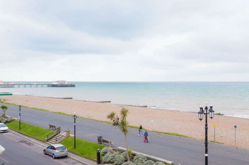 1 Bedroom Flat for sale in Marine Parade, Worthing BN11