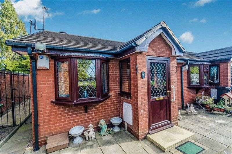 2 Bedrooms Bungalow for sale in Old Park Road, Wednesbury