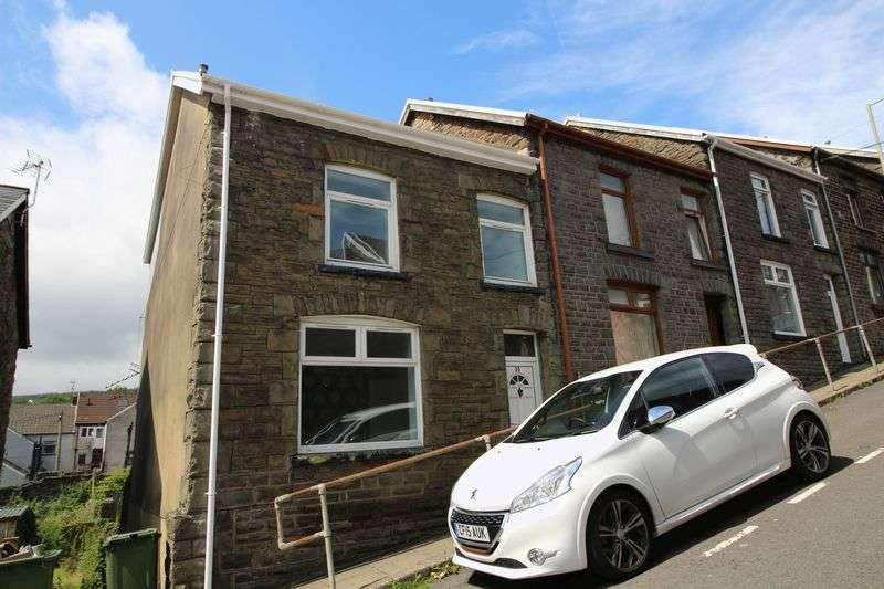 3 Bedrooms Terraced House for sale in Ynysmeurig Road, Abercynon, Mountain Ash, CF45 4SU