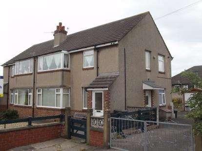 2 Bedrooms Flat for sale in Derwent Avenue, Morecambe, Lancashire, United Kingdom, LA4