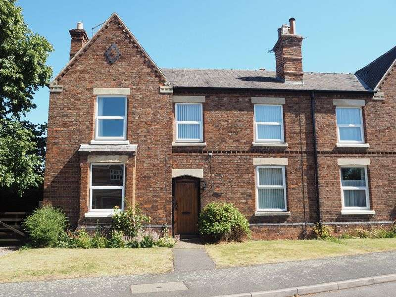 3 Bedrooms Terraced House for sale in The Ivies, Farndon Road, Newark