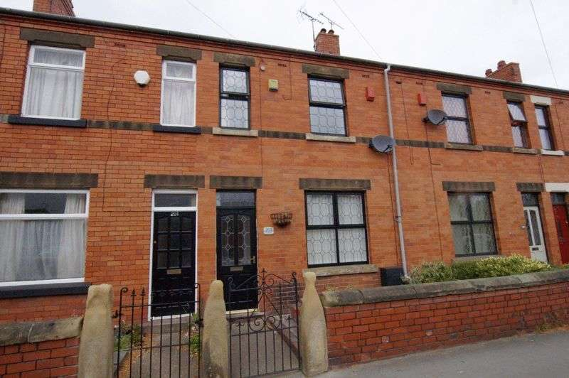 2 Bedrooms Terraced House for sale in Holt Road, Wrexham