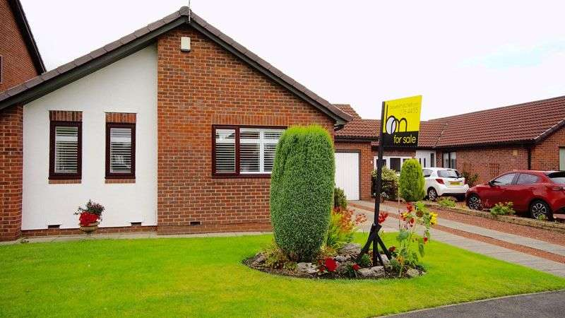 3 Bedrooms Detached Bungalow for sale in WESTMINSTER WAY CHURCH GREEN