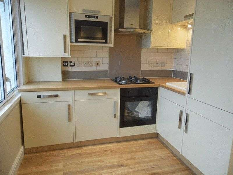 2 Bedrooms Flat for sale in Prince of Wales Road, SUTTON