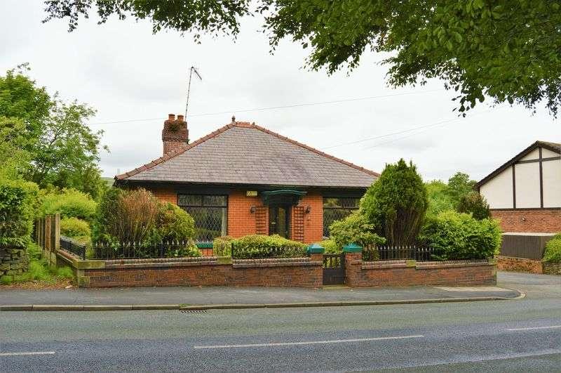 3 Bedrooms Detached Bungalow for sale in Bagslate Moor Road, Norden, Rochdale