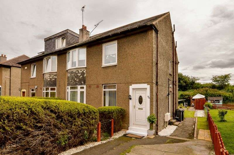 3 Bedrooms Flat for sale in 96 Carrick Knowe Road, Corstorphine, Edinburgh, EH12 7BW