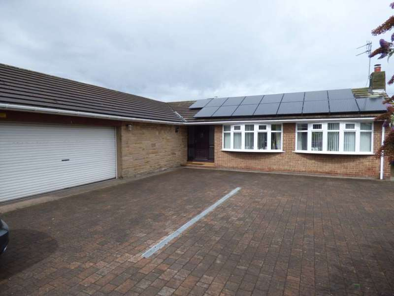3 Bedrooms Detached Bungalow for sale in Valley Close, Marske By The Sea
