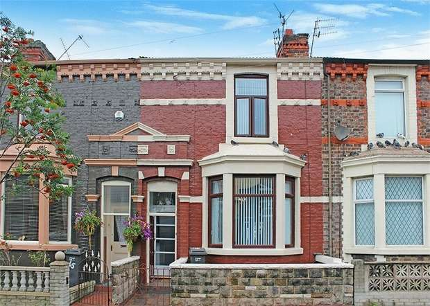 3 Bedrooms Terraced House for sale in Bedford Road, Bootle, Merseyside