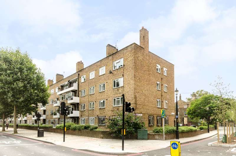 3 Bedrooms Flat for sale in Great Dover Street, Borough, SE1