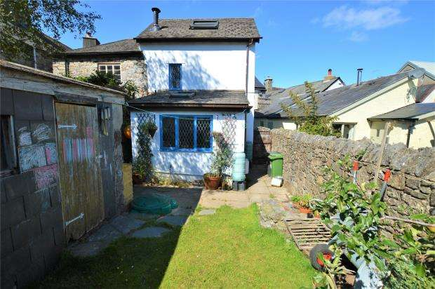 3 Bedrooms End Of Terrace House for sale in Market Street, Buckfastleigh, Devon