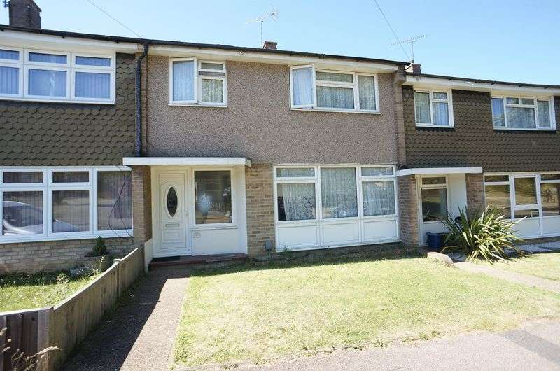 3 Bedrooms Terraced House for sale in Treecot Drive, Leigh-On-Sea