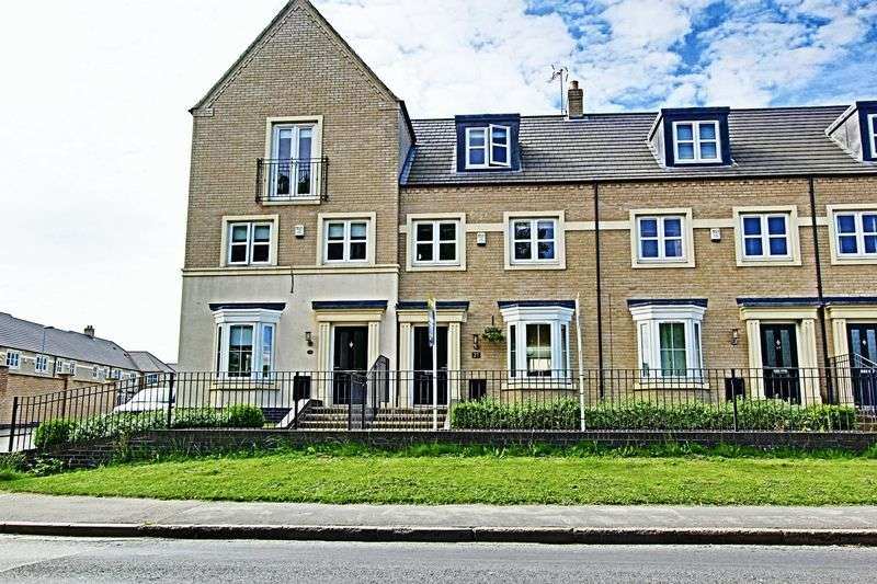 3 Bedrooms Terraced House for sale in Great Gutter Lane East, Willerby