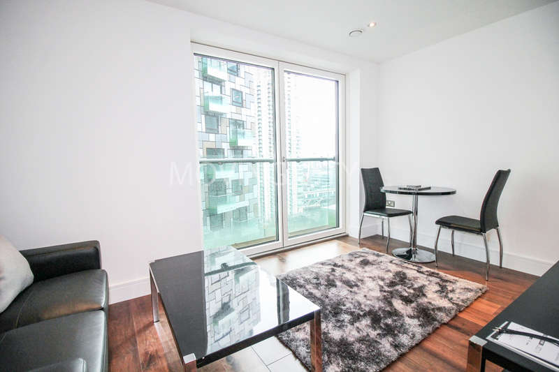 Flat for sale in Lincoln Plaza, Duckman Tower, Canary Wharf