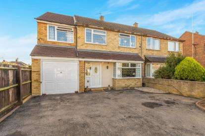 4 Bedrooms Semi Detached House for sale in Barry Avenue, Bicester, Oxfordshire, Oxon