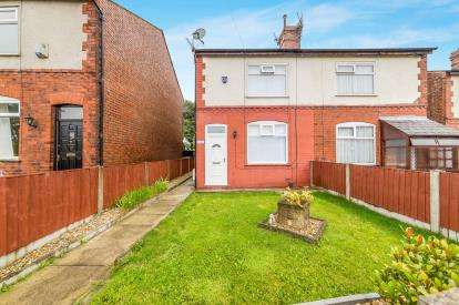 2 Bedrooms Semi Detached House for sale in Egerton Road, Worsley, Manchester, Greater Manchester