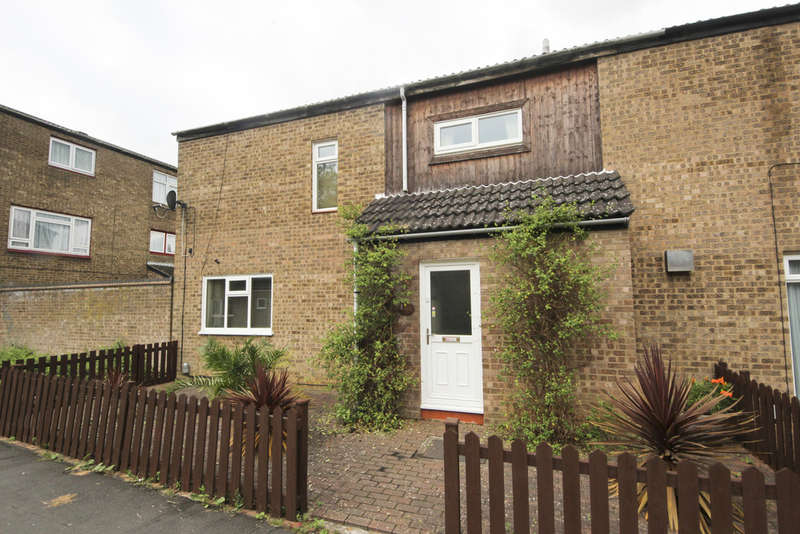 4 Bedrooms End Of Terrace House for sale in Kirkmeadow, Bretton, Peterborough, PE3 8JN