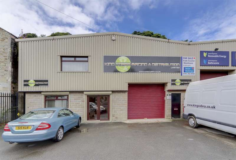 Property for sale in Lea Brook Business Centre, Burnley Road, Rossendale
