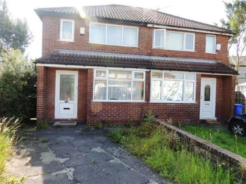 2 Bedrooms Property for sale in Franklyn Road, Abbey Hey, Manchester