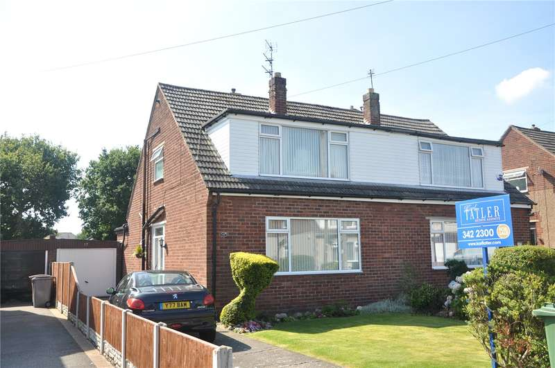 3 Bedrooms Semi Detached House for sale in Marksway, Pensby, Wirral