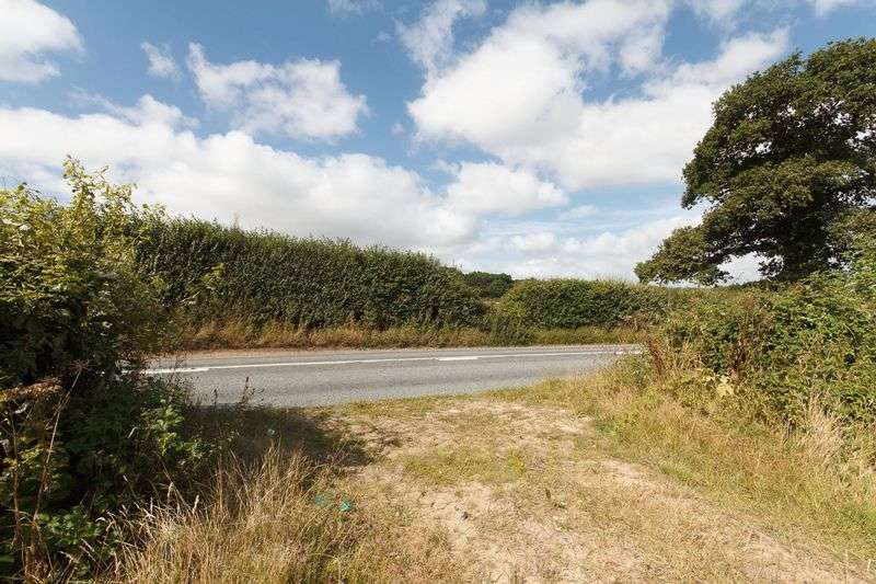 Property for sale in Land at Morchard Road