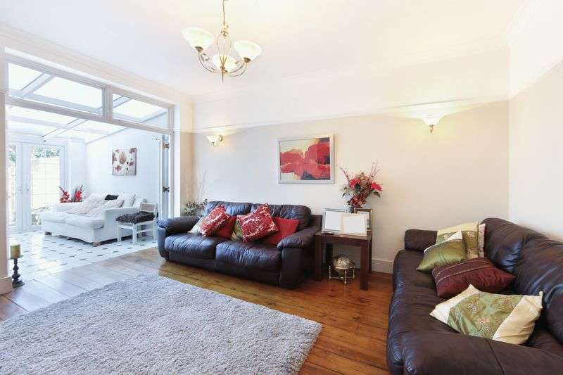 4 Bedrooms Terraced House for sale in Norbury Crescent, Norbury, London