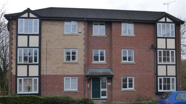 1 Bedroom Apartment Flat for sale in Mill Meadow, Newton-Le-Willows