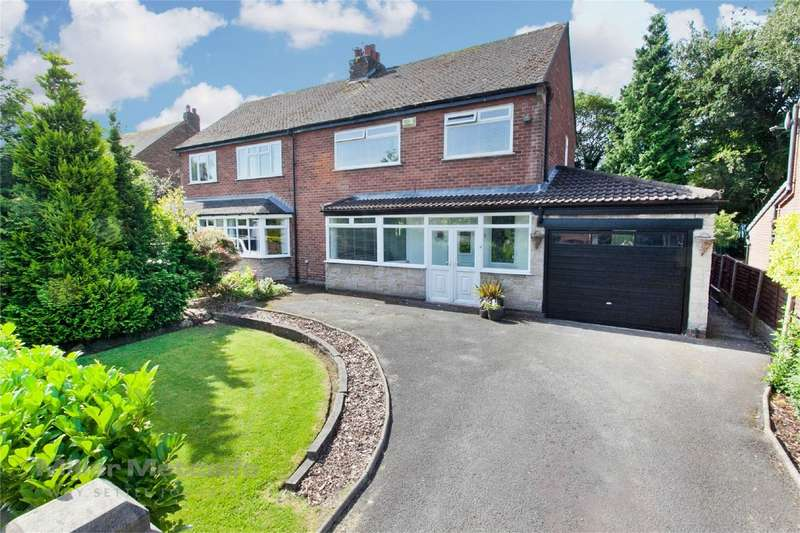 3 Bedrooms Semi Detached House for sale in Lime Grove, Lowton, Warrington, Lancashire