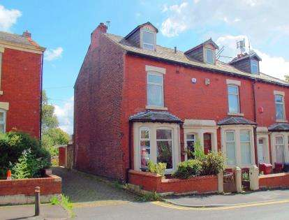 3 Bedrooms End Of Terrace House for sale in Revidge Road, Blackburn, Lancashire, BB2