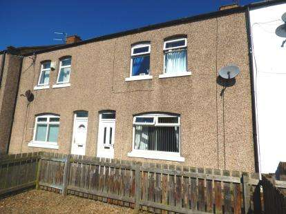 3 Bedrooms Terraced House for sale in Gloucester Street, New Hartley, Whitley Bay, Northumberland, NE25