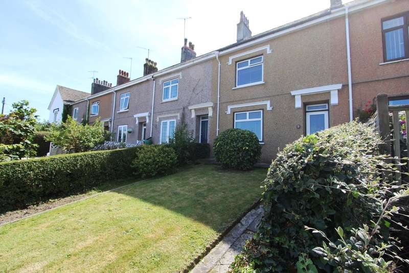 2 Bedrooms Terraced House for sale in Arthur Terrace, Torpoint