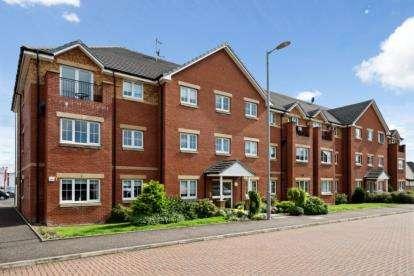 2 Bedrooms Flat for sale in Porterfield Road, Renfrew, Renfrewshire