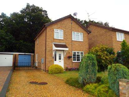 3 Bedrooms Detached House for sale in King's Lynn, Norfolk