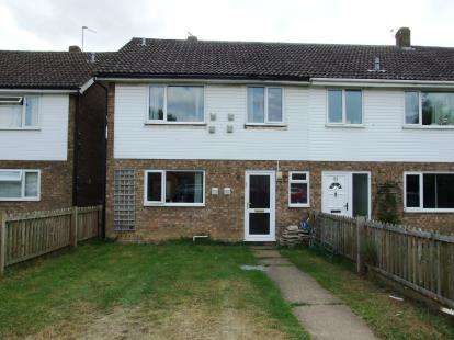 4 Bedrooms Semi Detached House for sale in Beck Row, Bury St. Edmunds, Suffolk