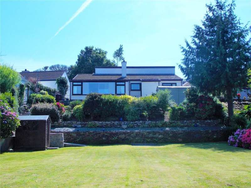 3 Bedrooms Detached Bungalow for sale in Heather Lane, Canonstown, Hayle