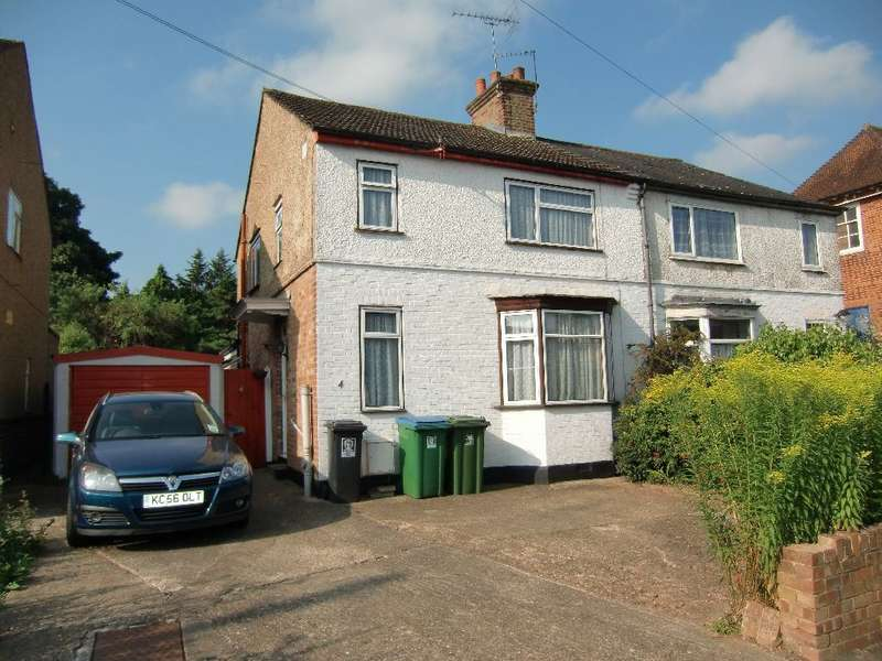 3 Bedrooms Semi Detached House for sale in First Avenue, Watford, Herts, WD25