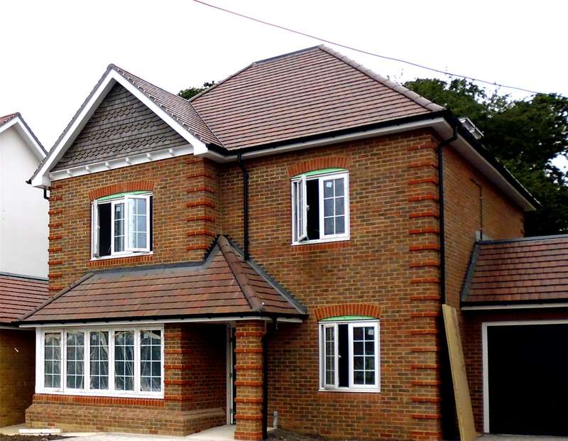 5 Bedrooms Detached House for sale in Marryat Grange, Westbeams Road, Sway, Hampshire, SO41