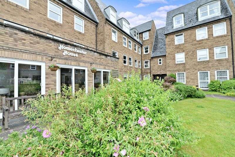1 Bedroom Retirement Property for sale in Homechester House, Dorchester, DT1 1UQ
