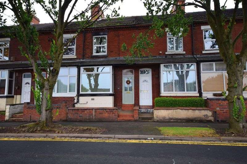 2 Bedrooms Terraced House for sale in Newford Crescent, Milton