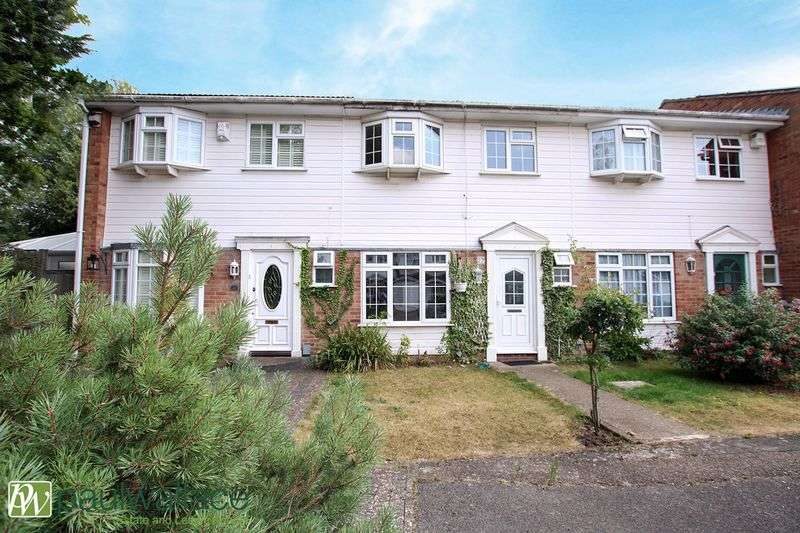 3 Bedrooms Terraced House for sale in Southbrook Drive, West Cheshunt