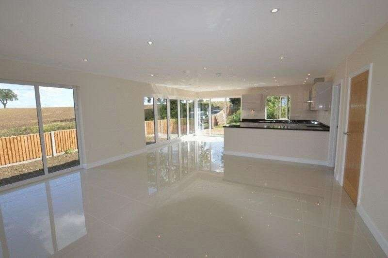 3 Bedrooms Detached Bungalow for sale in Annis Hill, Bungay