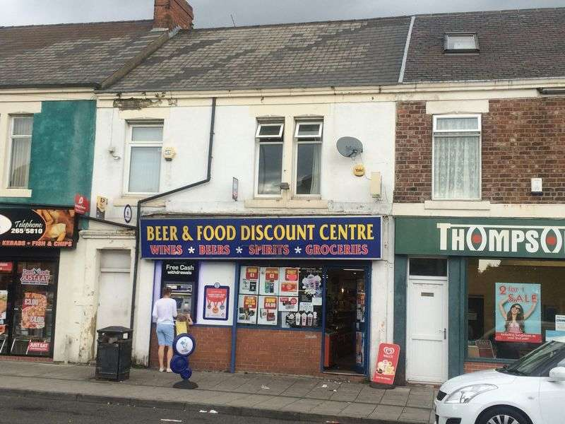 Property for sale in Beer & Food Discount Centre, 329-331 Welbeck Road, Walker