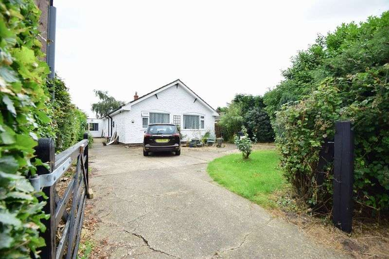 3 Bedrooms Detached Bungalow for sale in Mill Lane, Scamblesby