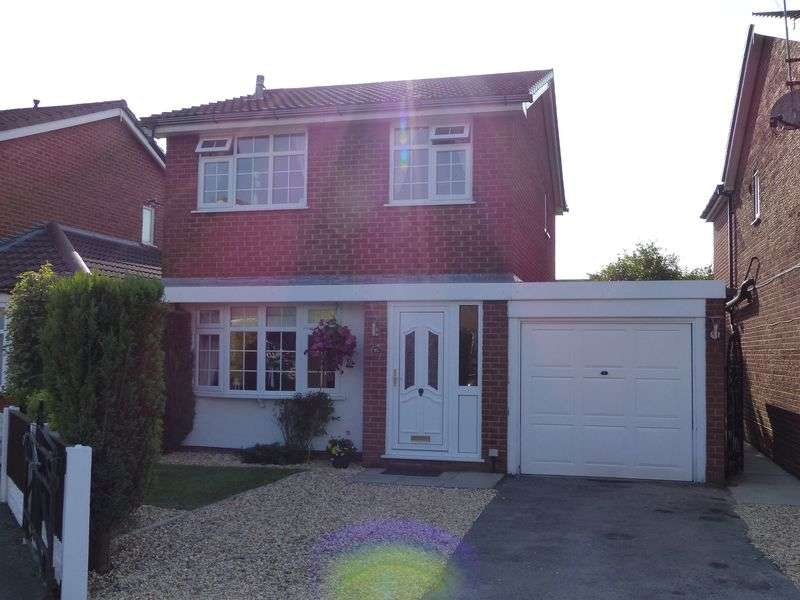 3 Bedrooms Detached House for sale in 87 Hurstbrook, Coppull, PR7 4QY