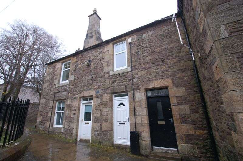 1 Bedroom Flat for sale in Shirleys Close, Lanark
