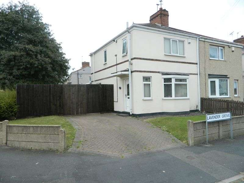 3 Bedrooms Semi Detached House for sale in Lavender Grove, Bilston