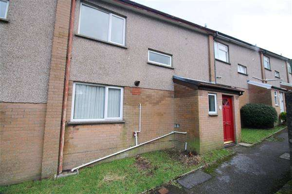 2 Bedrooms Terraced House for sale in Gwaun Bedw, Glynfach, Porth