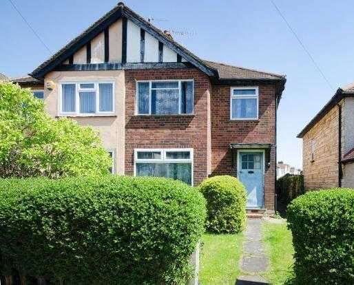3 Bedrooms Semi Detached House for sale in Clewer Crescent, HARROW